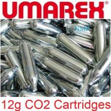 Umarex 12 gram 12g Co2 Cartridges for Air Guns