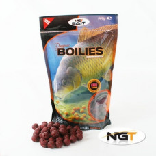15mm NGT Boilies 500g bag of Krill