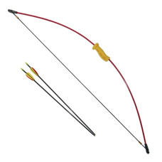 15lb Draw weight 51 inch Starter Archery Bow and Arrow Set (RB011)