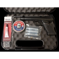 CROSMAN RATBUSTER 2240 Starter Kit Bolt action, single shot 12g co2 air pistol .22 calibre air gun pellet