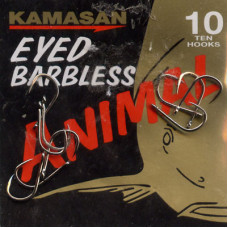 Kamasan Animal Eyed Barbless Hook Size 10