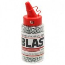 ASG Blaster 0.35g Air Gun Steel BB .177, 4.4mm 1500 Plastic Bottle