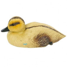 Bisley F28/GC02 East Anglian Floating Yellow Duckling Decoy, ponds