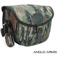 Cartridge Bag in Camouflage 20cm x 23cm x 10cm (014-C)