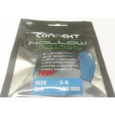 3M Connekt Hollow Duo Wall Pole Fishing Elastic 3 Metres For Top Kits, Blue Size 5-8 Dia 1.80mm