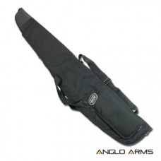 52 inch Anglo Arms Gun bag Black With Padded Liner 243