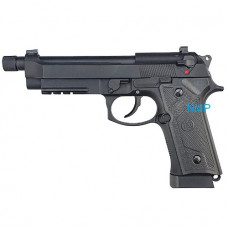 KLI M92 Co2 Blowback Pistol 4.5mm BB Black