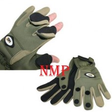 Neoprene Fishing Shooting Gloves NGT Size L