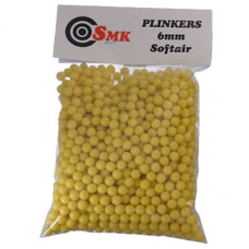 SMK PLINKERS 1000 Nylon 6mm BB'S
