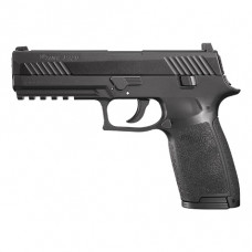 Sig Sauer P320 12g co2 Air Pistol Black Finish .177 Pellet (4.5mm) Rifled Barrel , 30 shot Pellet