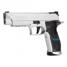 Sig Sauer X-Five Co2 Pistol Silver Finish .177 calibre Pellet (4.5mm)