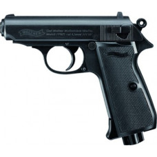 Walther PPK S Blowback BLACK .177 12g co2 Air Pistol ( 15 shot BB ) Umarex