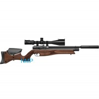 Air Arms S510 Ultimate Sporter NONE-Regulated Carbine Walnut AMBIDEXTROUS .22 Calibre PCP Air Rifle 10 shot