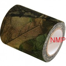 Allen Camo Cloth Tape 120 inch x 2 inch Roll Mossy Oak Breakup Camo Cloth Tape (AC23)