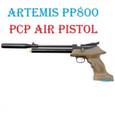 ARTEMIS PP800 Multi-Shot PCP Pre charged Air Pistol .22 5.5mm calibre air gun pellet 7 shot