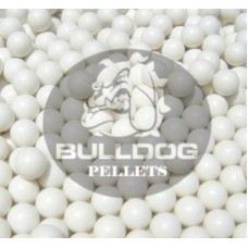BULK 25kg SACK of 6mm 0.20g BB Polished White high grade Bulldog Airsoft Pellets Nylon 0.20g 25kg SACK