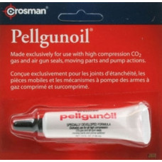 Crosman PELLGUN OIL Air Guns, Rifles, Co2 Pistols, Pump Up guns, Lube Pell Gun Lubricant
