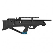 Hatsan Flash bullpup synthetic stock Multi Shot PCP Pre Charged Air Rifle 12 shot magazine in .22 (5.5mm) calibre